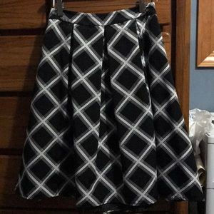 NEW LISTING! Express Plaid Skirt